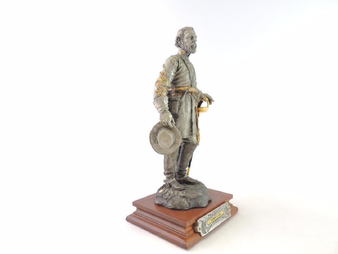 Chilmark Robert E. Lee by J.J. Barnum Fine Pewter - 3