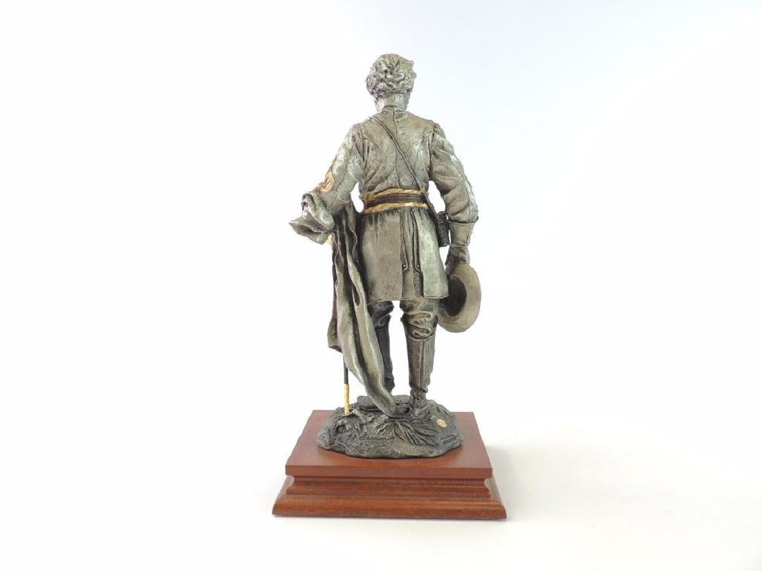 Chilmark Robert E. Lee by J.J. Barnum Fine Pewter - 4