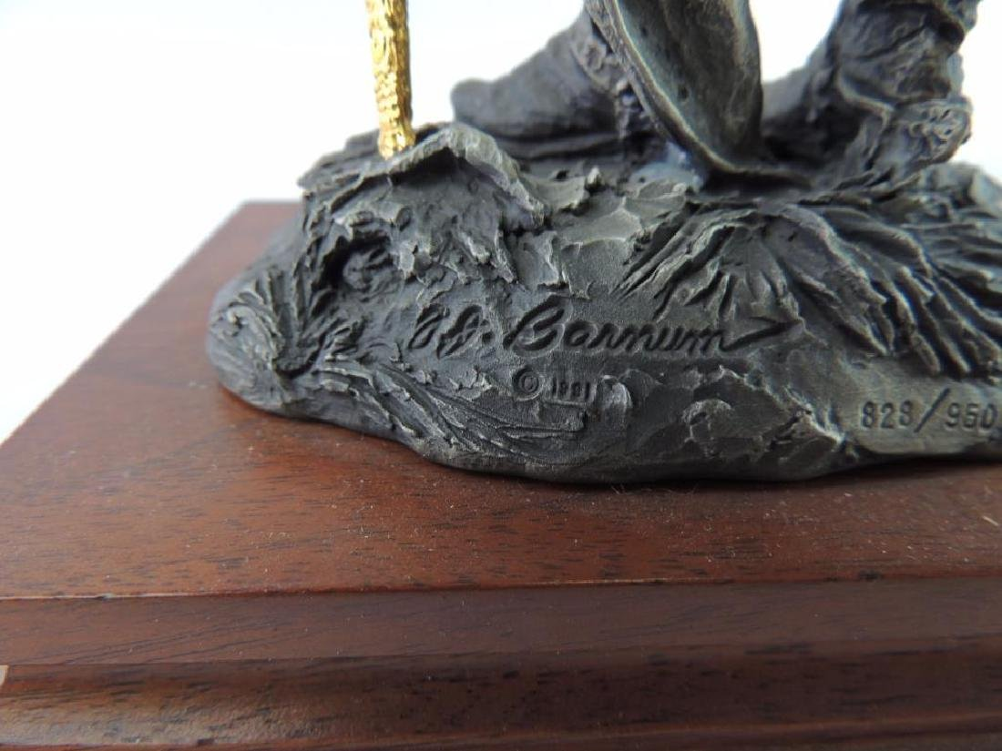 Chilmark Robert E. Lee by J.J. Barnum Fine Pewter - 5