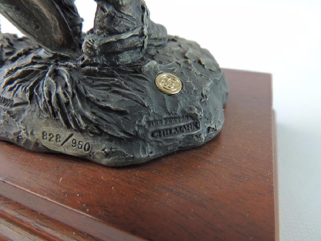 Chilmark Robert E. Lee by J.J. Barnum Fine Pewter - 6