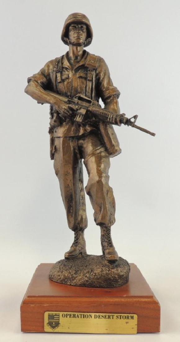 Operation Desert Storm by LaRossa Statue