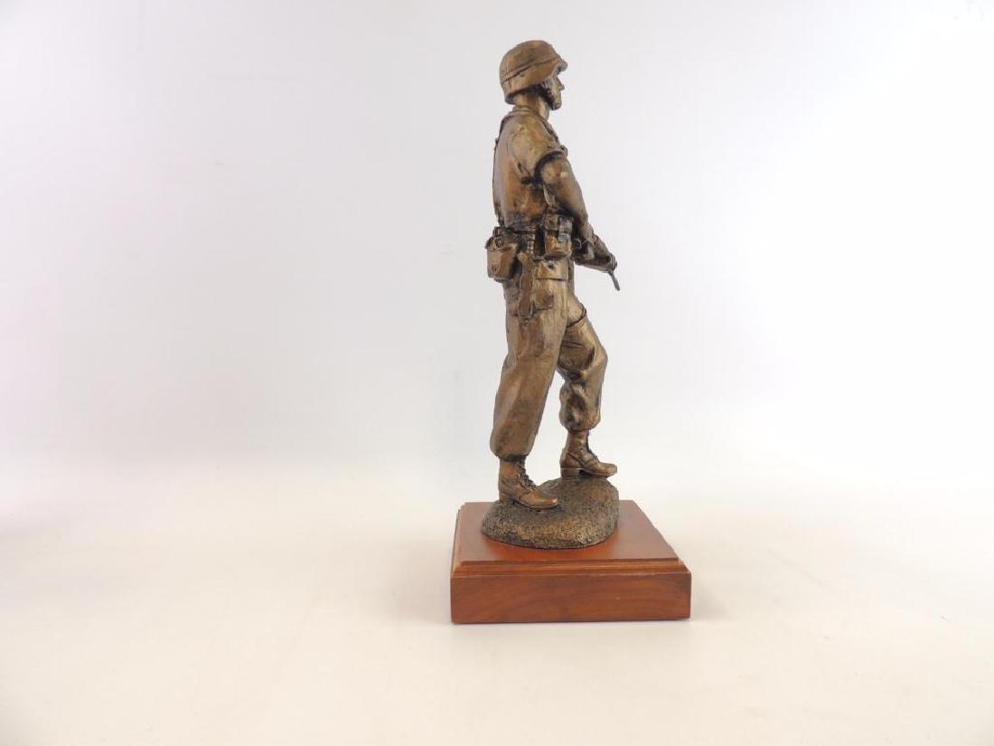 Operation Desert Storm by LaRossa Statue - 2