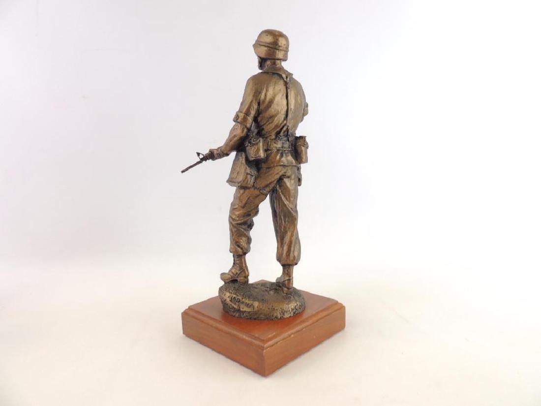 Operation Desert Storm by LaRossa Statue - 3