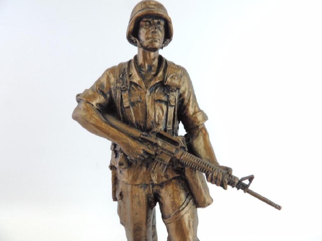 Operation Desert Storm by LaRossa Statue - 5