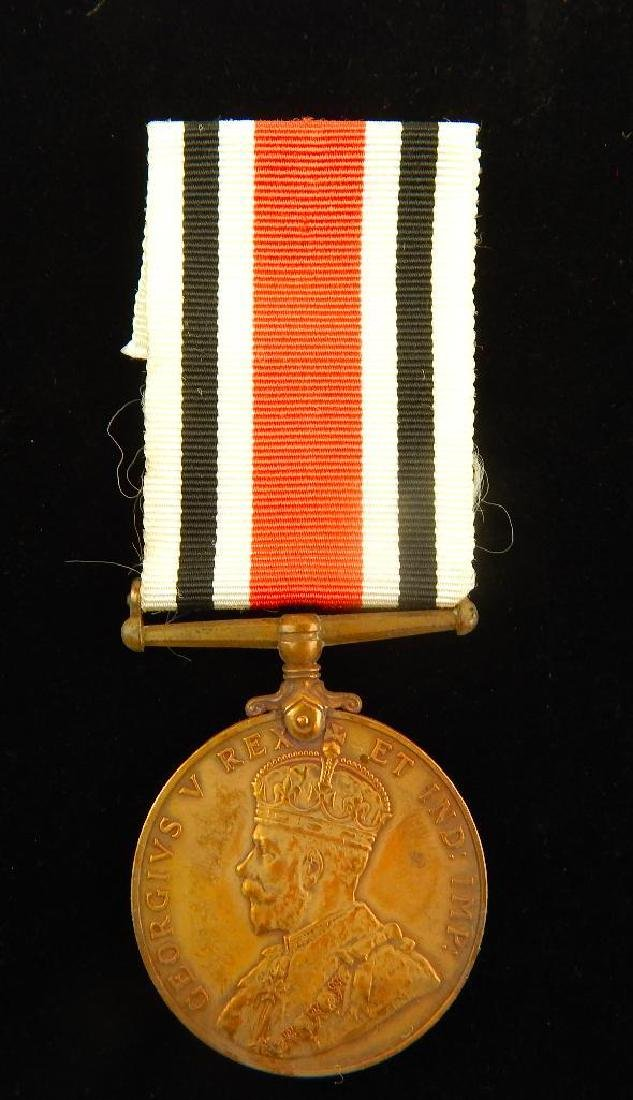 Group of 4 WWI Named British Medals - 2