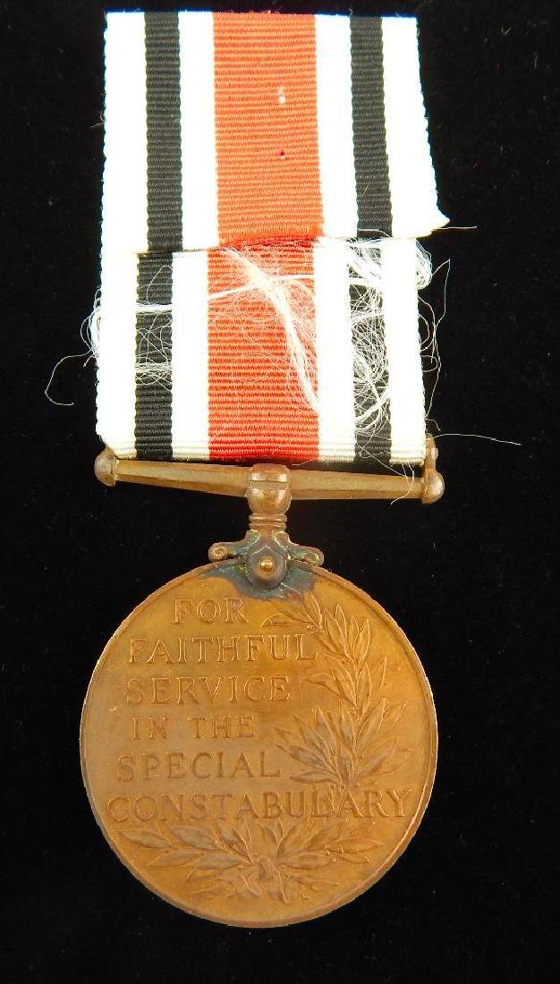 Group of 4 WWI Named British Medals - 3