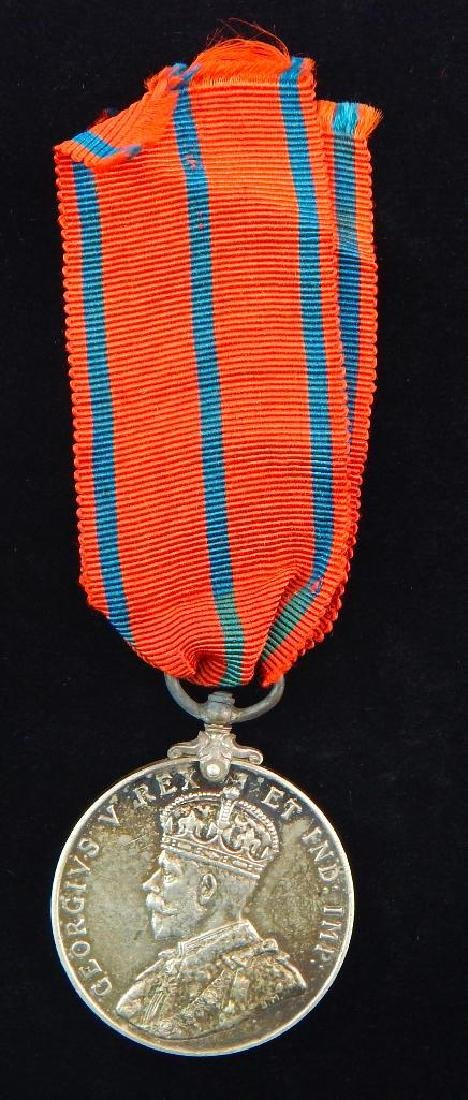 Group of 2 British Coronation Medals for George V - 4