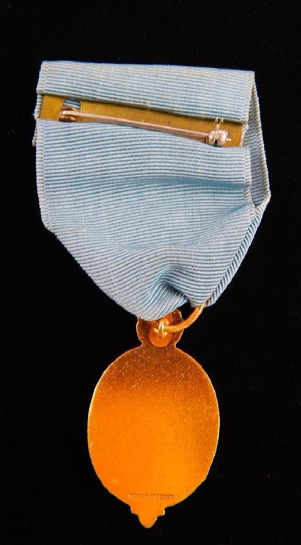 British Named Faithful Service Medal and Other Medal - 3