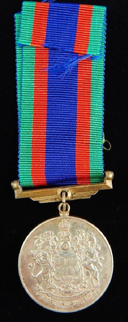 Group of 3 WW2 British Dominion Medals - 10