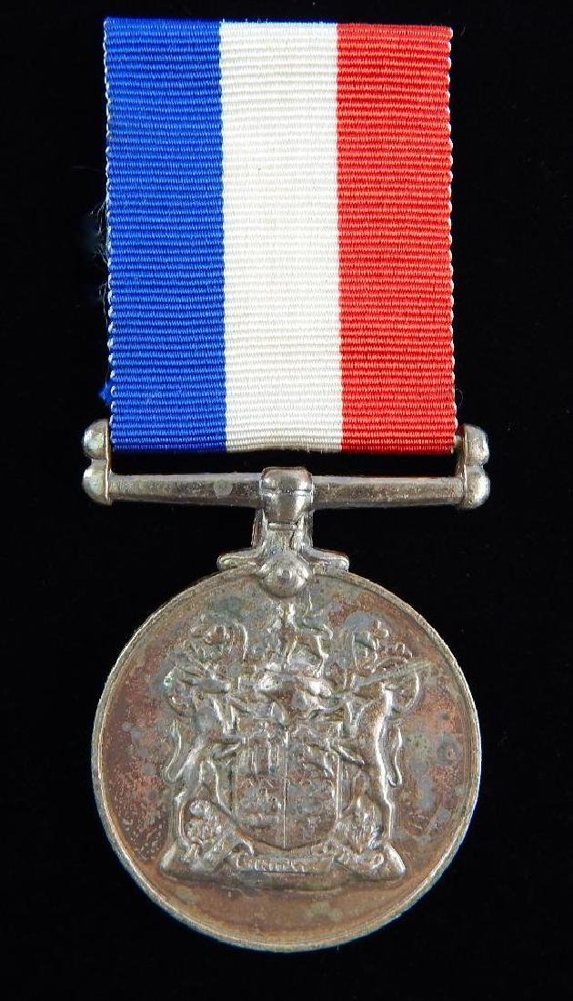 Group of 3 WW2 British Dominion Medals - 7