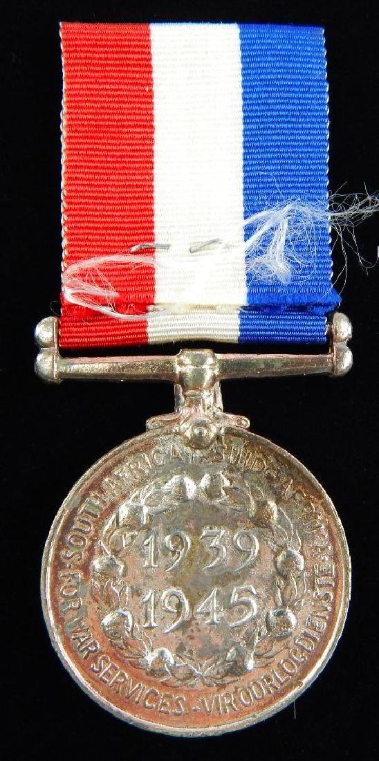 Group of 3 WW2 British Dominion Medals - 8