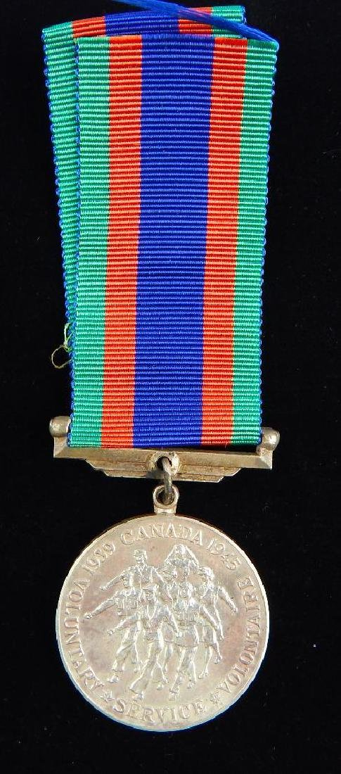 Group of 3 WW2 British Dominion Medals - 9