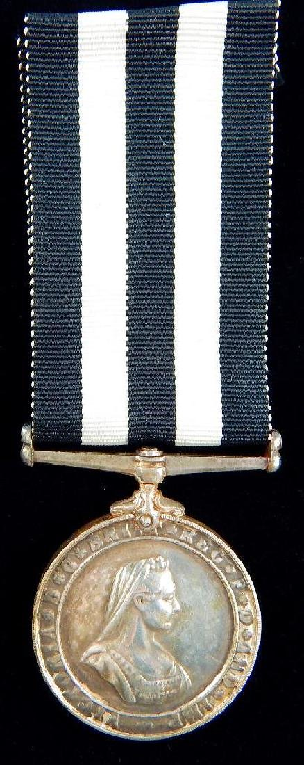 Group of 4 British St. Johns Ambulance Corps Medals - 2