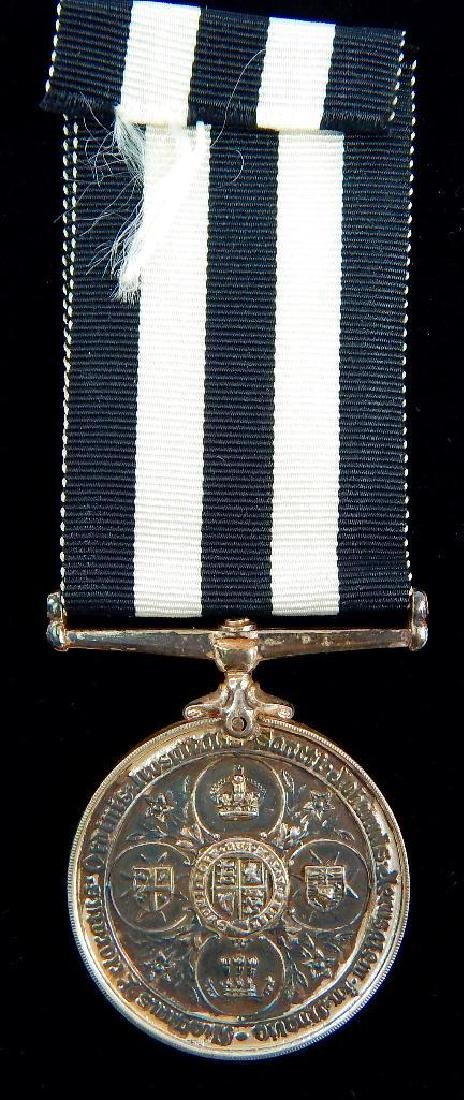 Group of 4 British St. Johns Ambulance Corps Medals - 3