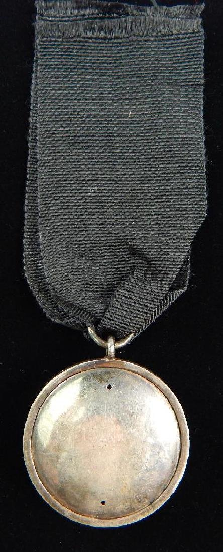 Group of 4 British St. Johns Ambulance Corps Medals - 9