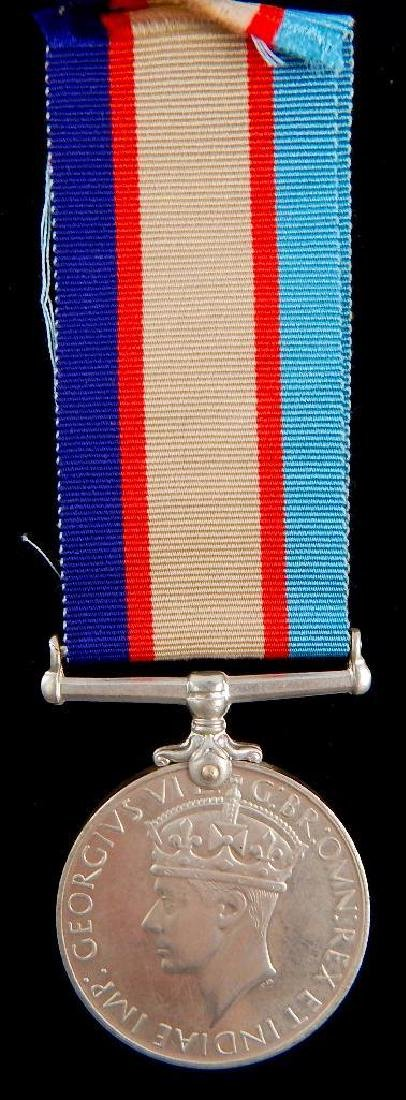 Group of 2 WW2 British Medals - 5