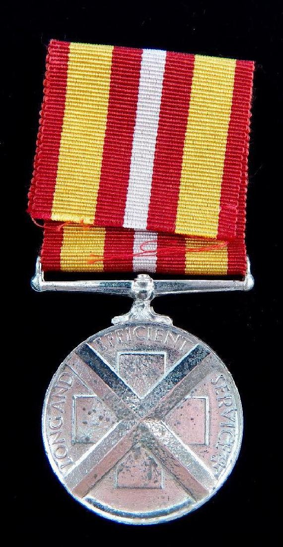 GRoup of 3 British Medals - 2