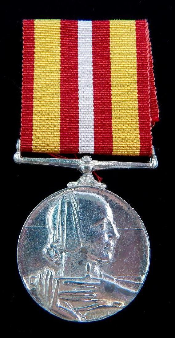 GRoup of 3 British Medals - 3