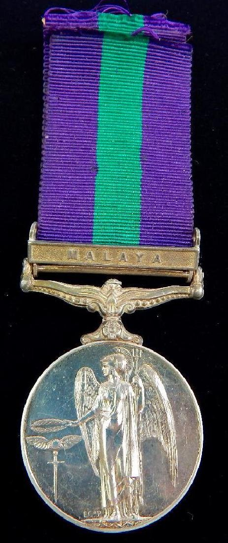 GRoup of 3 British Medals - 7