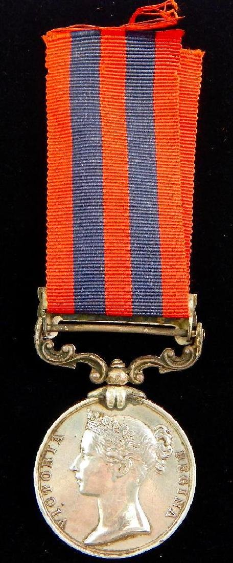 1854-1895 India General Service Medal