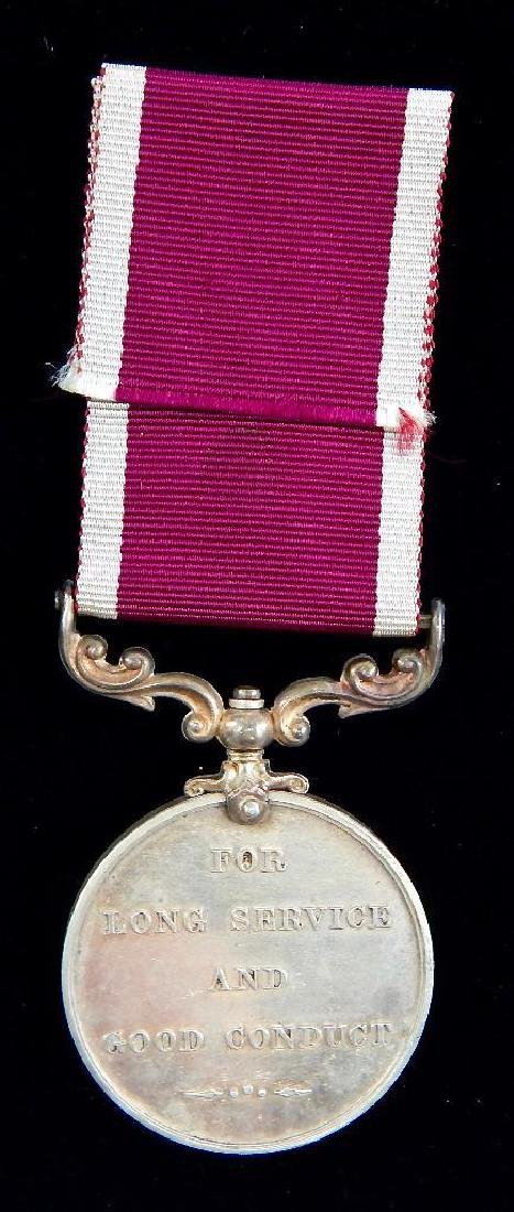 Army Long Service Medal - 2
