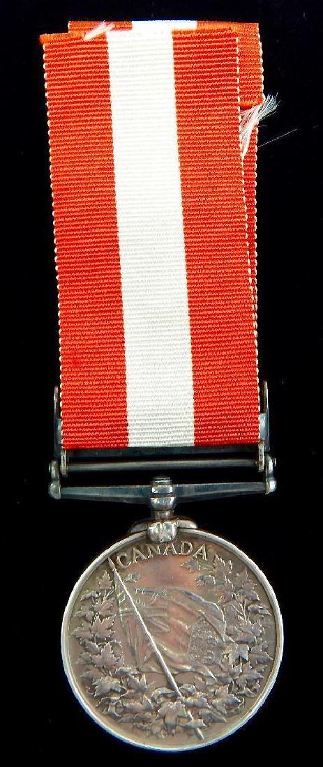 Fenian Raid Medal - 2
