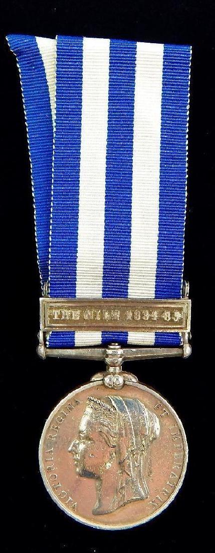British Egypt Medal