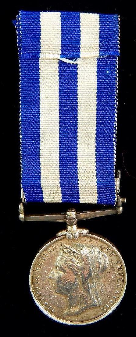 British Egypt Medal Royal Artillery - 2