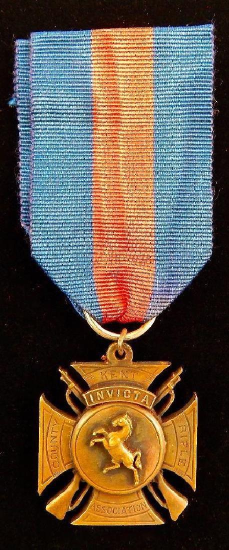 British Kent County Rifle Assn. Medal  1931