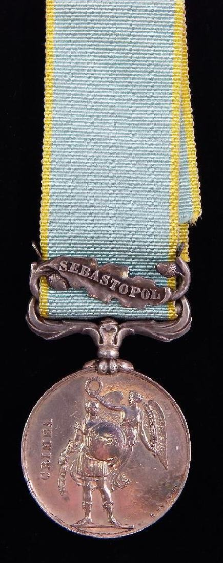 British Crimea Medal