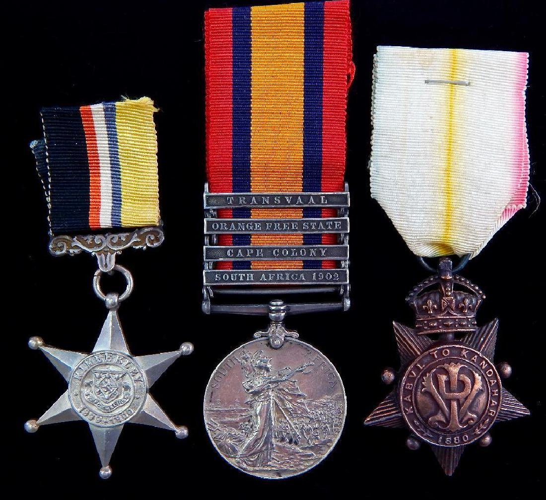 British Victorian Medal Group