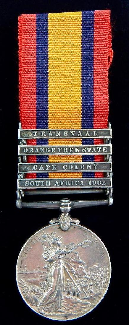 British Victorian Medal Group - 5