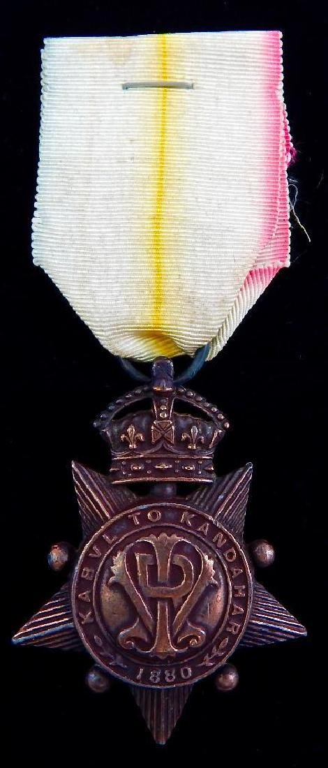 British Victorian Medal Group - 9