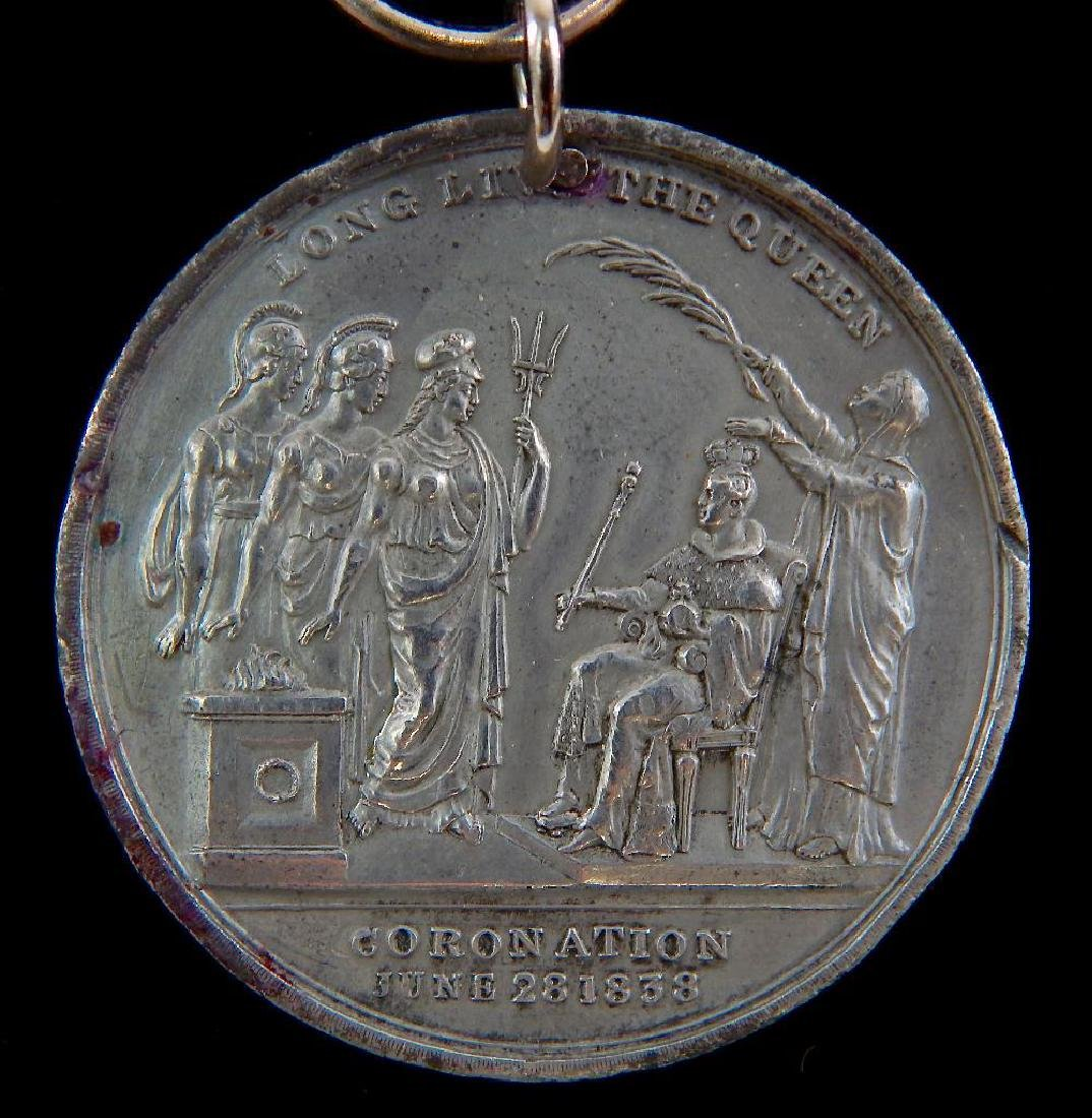 Group of 4 Queen Victoria Medals - 6