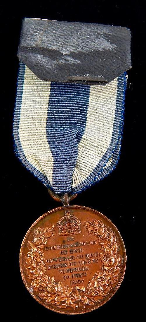Group of 4 Queen Victoria Medals - 8