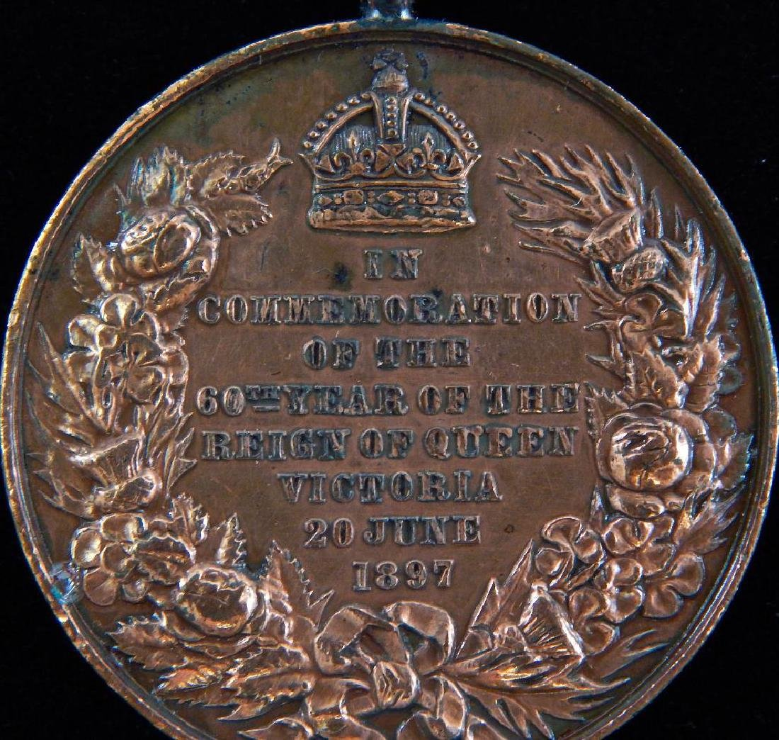 Group of 4 Queen Victoria Medals - 9