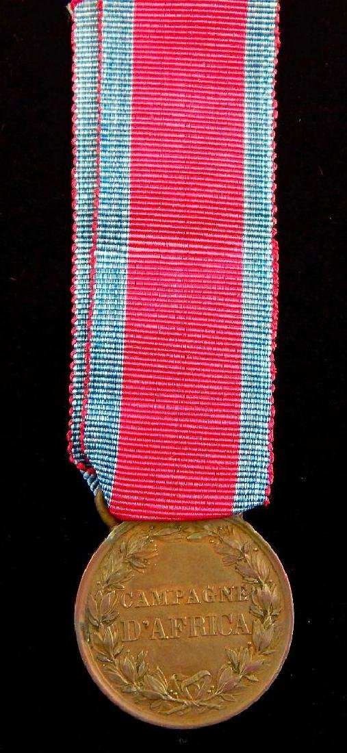 Group of 4 Pre-WW2 Italian Medals - 10