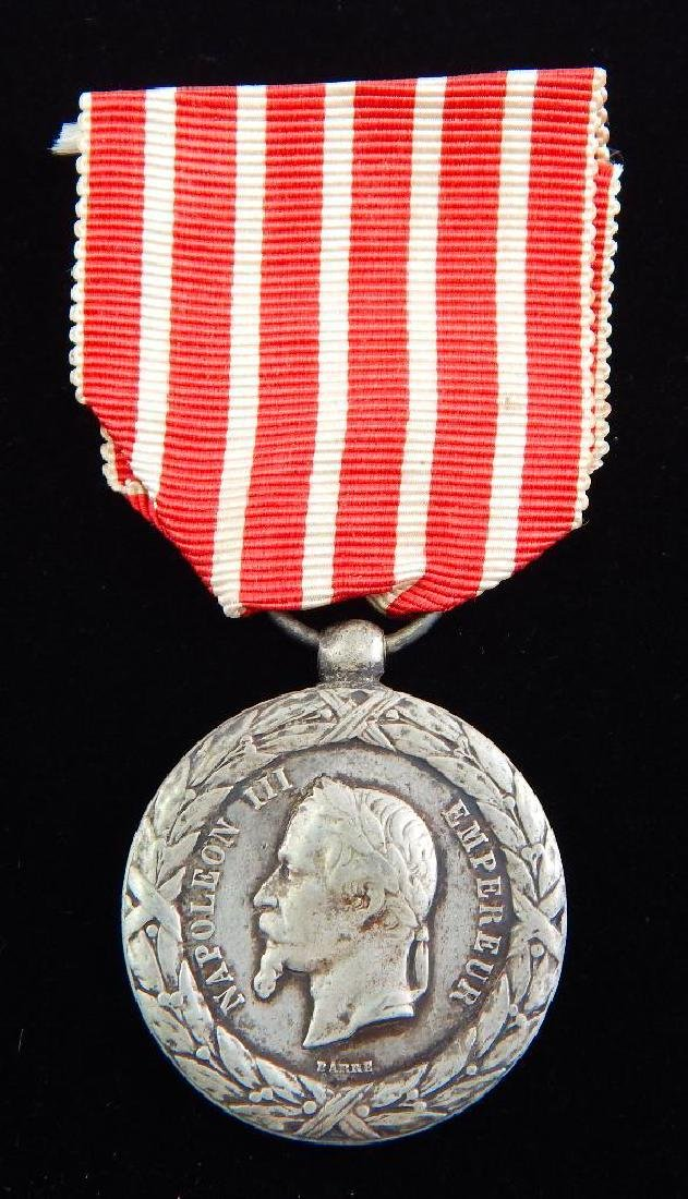 Group of 4 Pre-WW2 Italian Medals - 5
