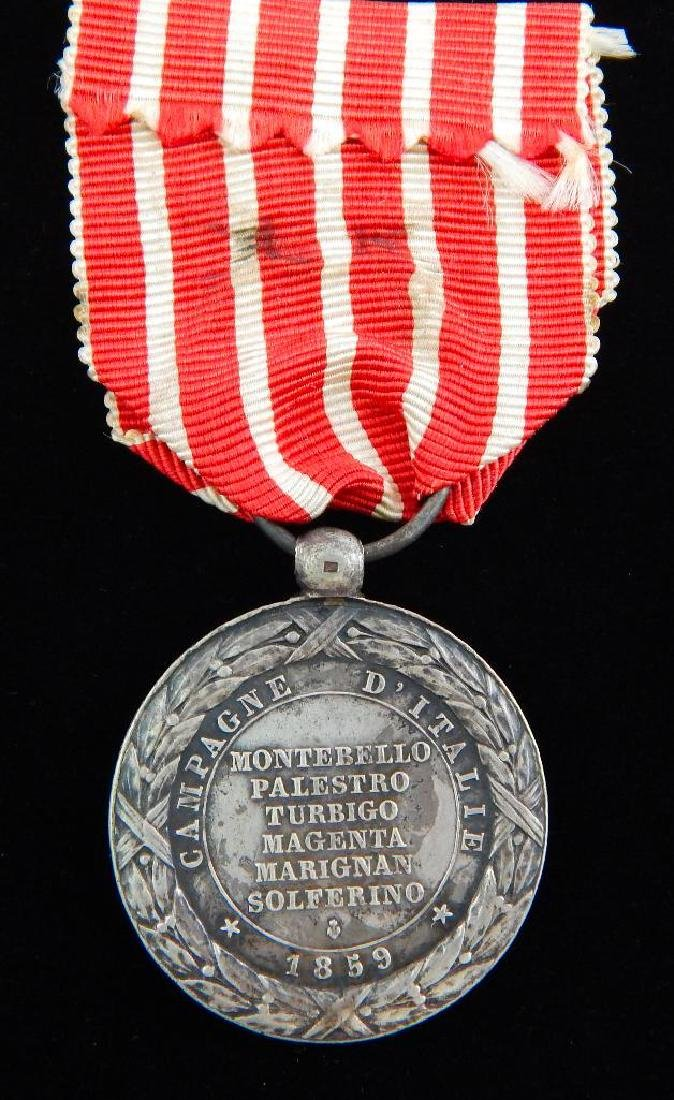 Group of 4 Pre-WW2 Italian Medals - 6