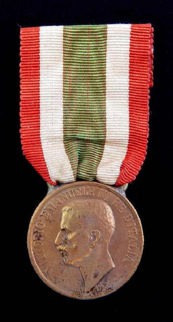 Group of 3 Pre-WW2 Italian Medals - 2