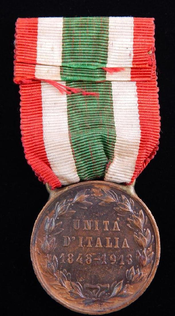 Group of 3 Pre-WW2 Italian Medals - 3