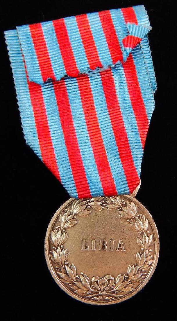 Group of 3 Pre-WW2 Italian Medals - 5