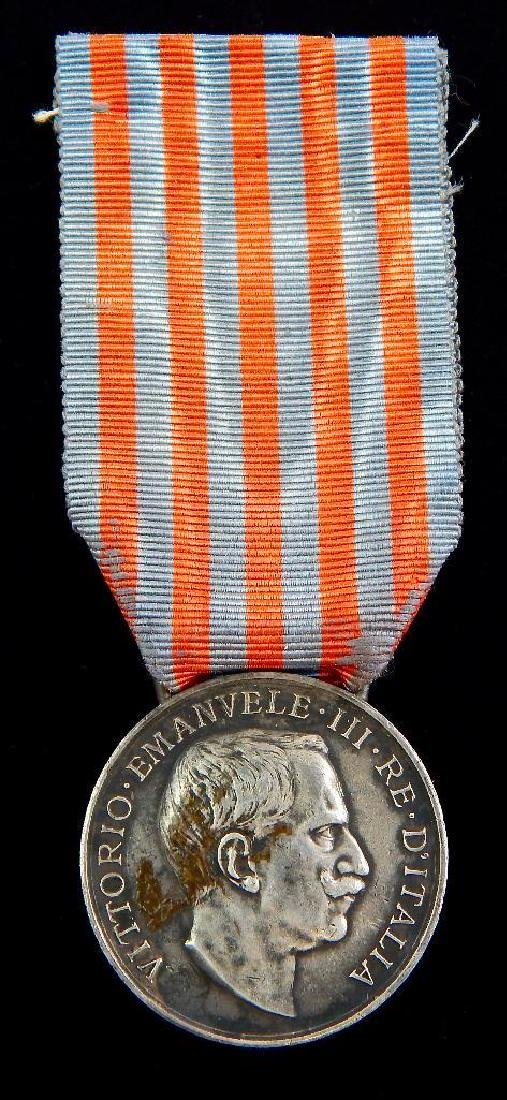 Group of 3 Pre-WW2 Italian Medals - 6