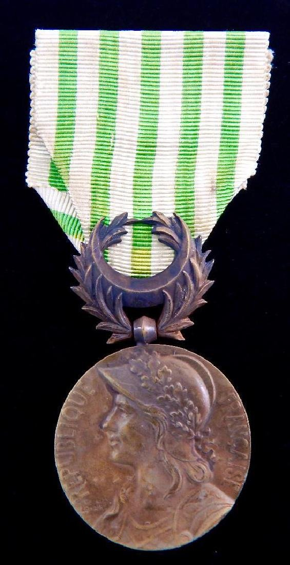 Group of 3 French Campaign Medals - 2