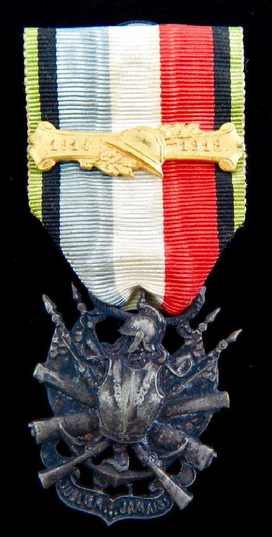 Group ofÊ5 WWI French Medals - 2
