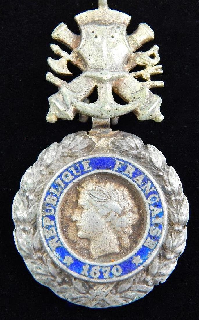 Group ofÊ5 WWI French Medals - 5
