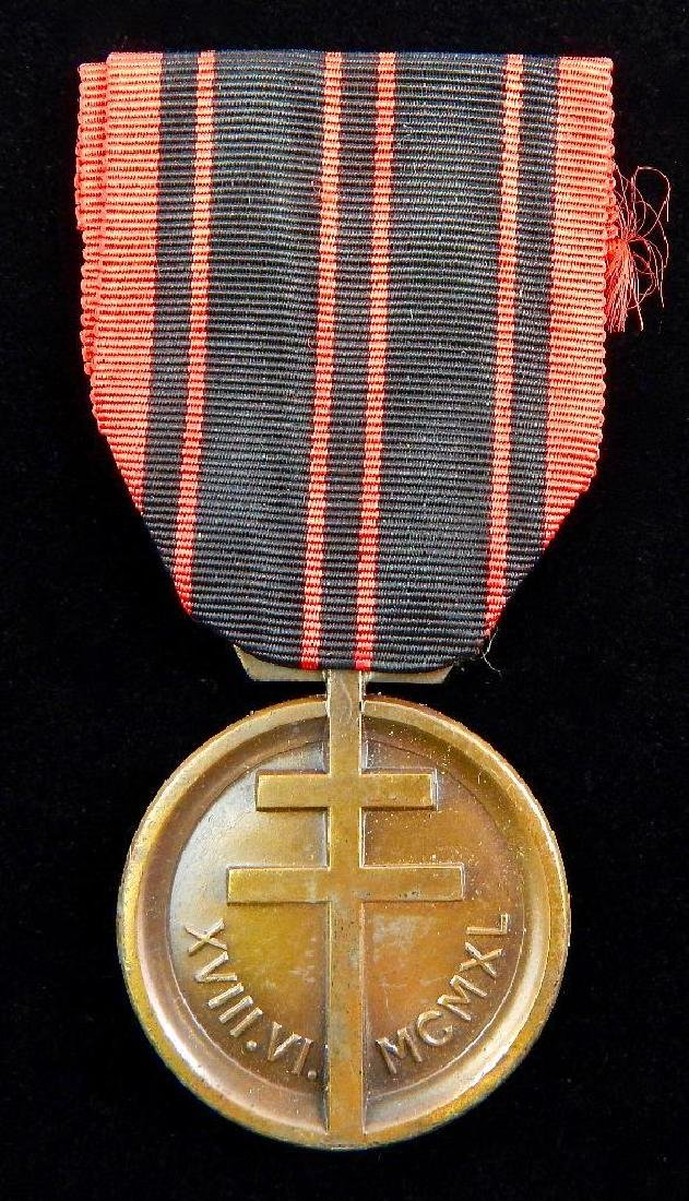 Group of 4 French Medals - 2