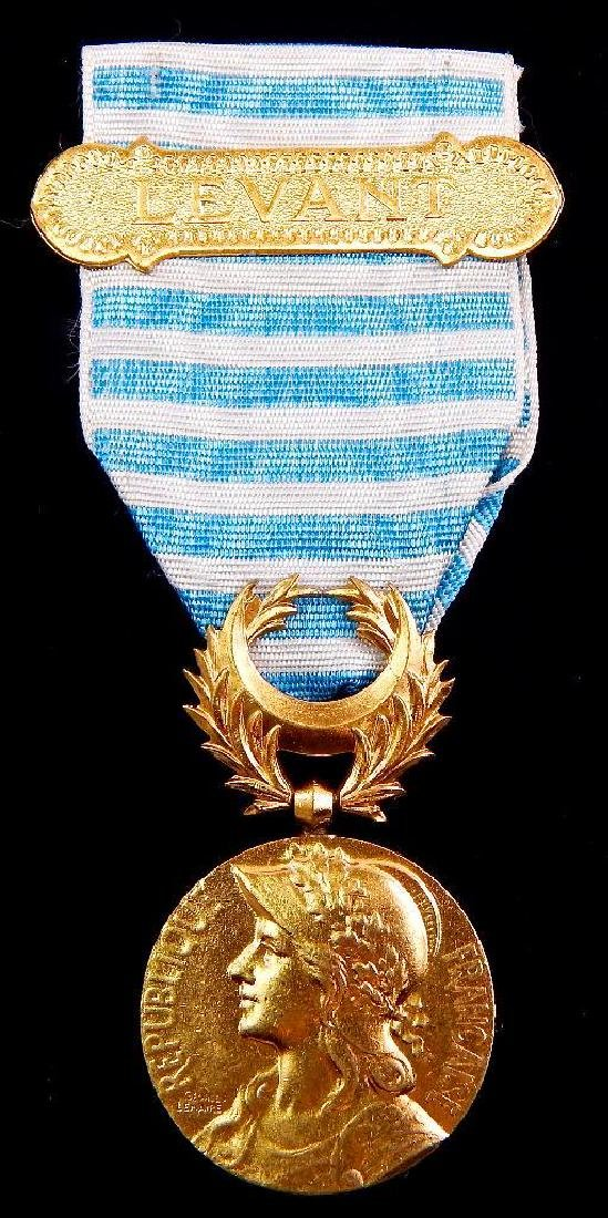 Group of 4 French Medals - 4