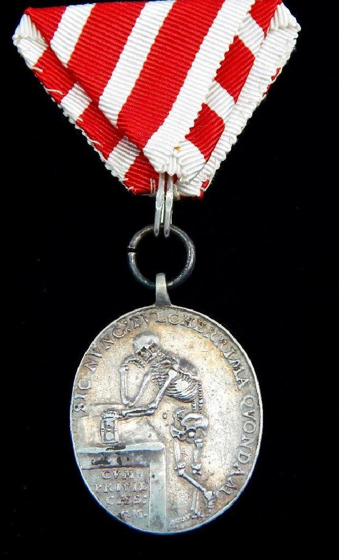 Group of 5 Imperial Austrian Medals - 10
