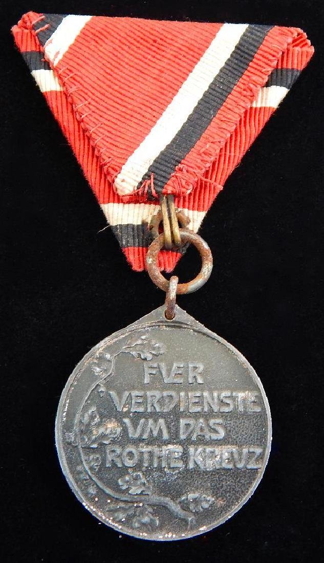 Group of 5 Imperial Austrian Medals - 7